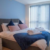 Spacious city centre apartment safe for self isolation