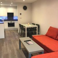 Modern 2 bedroom apartment in Marlow