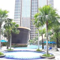 Royal apartment at Berjaya Times square