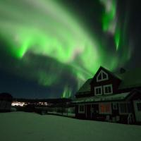 Arctic Colors Northern Lights Apartments