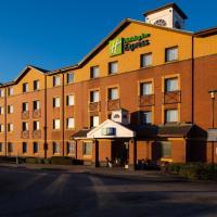 Holiday Inn Express Stoke-On-Trent, hotel in Stoke on Trent