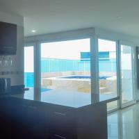 Apartamento PENTHOUSE en Cartagena PH1-3 Bocagrande frente al mar
