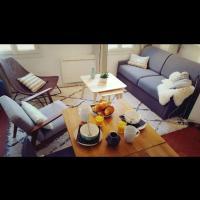Appartement cosy et lumineux en cœur de ville