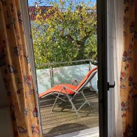 2 Zimmer Wohnung mit Balkon - Nähe Messe