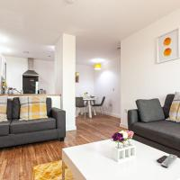 X1 Media City 3 Bedroomed Apartment FREE WIFI & FREE PARKING