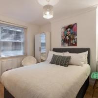 King's Cross Eurostar Double Room - Shared Bathroom - Shared Kitchen 4