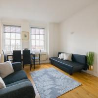 Elegant and Bright 2 Bedroom Family APR 3min from Oxford St
