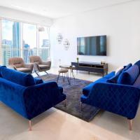 Stunning & Luxurious 4BR Penthouse in Dubai Marina