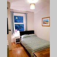 Hastings studio flat with contact free check in