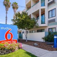 Studio 6 Concord, Ca