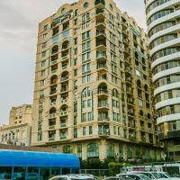 Excellent apartments near the Caspian Sea in the city center by Time Group