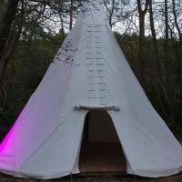 Luxury Camping with Facilities