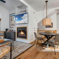 New Listing! Modern Townhome W/ Private Hot Tub Townhouse