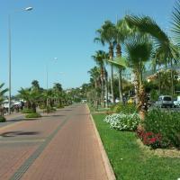 Шикарные апартаменты 2+1 в самом центре Алании (в 150 метрах от пляжа)