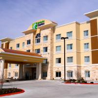 Holiday Inn Express Hotel & Suites Temple-Medical Center Area, hotel in Temple
