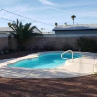 Riverside Pool House Escape