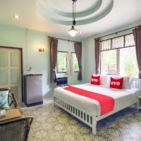 OYO 606 Baan Suansabai Pleanpanmai Resort Amphawa near Klong Muang Mai general hospital