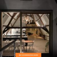 Burgstraat 17 Exclusive Patrician House in Medieval Ghent