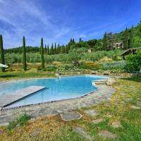 Celle sul Rigo Apartment Sleeps 4 with Pool