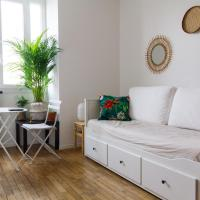 Superb bright apartment near La Villette