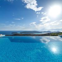 Villa Kalydon-Luxury Single Storey Villa with Heated Pool