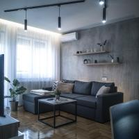 Raw Industrial City Apartment