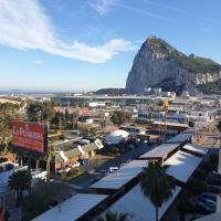 Views to Gibraltar