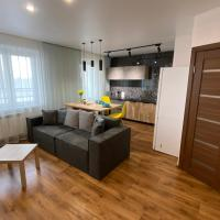 Apartment Lux on bulvar Tsvetochnyy
