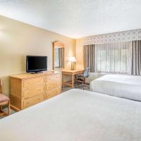 Clarion Hotel & Suites Fairbanks near Ft. Wainwright
