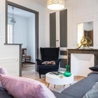 TOWNHOUSE TROUVILLE - Appart'Hotel & Studios