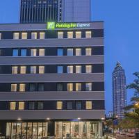 Holiday Inn Express - Frankfurt City - Westend, viešbutis Frankfurte prie Maino