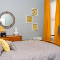 Fun 4 BR Brownstone Apartment in The Bronx - 1st floor
