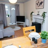 FAB SERVICED APARTMENT ON THE EDGE OF THE CITY CLOSE TO THE VIBRANT SUBURB OF JESMOND TRAVEL LINKS ALL AROUND