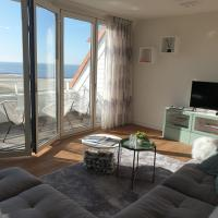 Windkracht 10 Penthouse in Badhuis Cadzand
