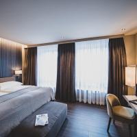 Hotel Monopol, hotel a Sankt Moritz