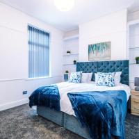 Nelson House- Sleeps 9-Parking