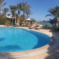 Beach Front Four-Bedroom Villa in Ph4 with Private Pool in El Gouna