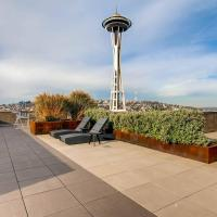 (70% off) Escape or Work Next Door to The Space Needle! (VR1)
