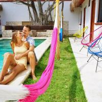 Kinta Kan Hotel Boutique Cozumel: Cozumel şehrinde bir otel