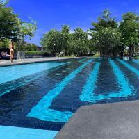 Saransiri - 4 bedroom villa, shared pool & gym, Free Wi-fi