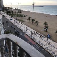Ocean view flat located in the best neighborhood