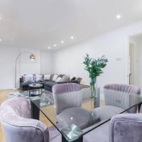 Berners House. Delightful 3 bedroom apt in central London by oxford st