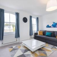 4 Dartmouth. 1BR apt in victorian building close to Hampstead Heath