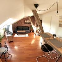Stilvolles 2R Apartment, Zentrumsnähe & Netflix