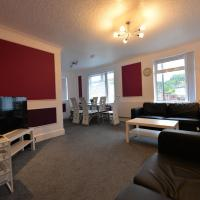 Centrally-located Apartment in Coventry with Netflix