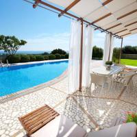 Chalikounas Villa Sleeps 8 with Pool and Air Con