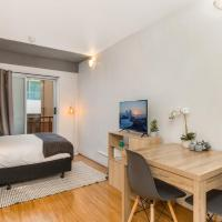 Cosy Studio in Melbourne CBD Near Sights and Dining