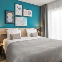Appart'City Confort Genève Aéroport Vernier, hotel en Ginebra