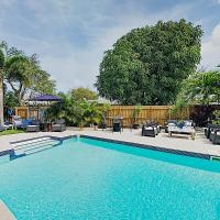 New Listing! Luxe Escape w/ Pool & Hot Tub home