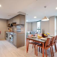 Liverpool City Centre, Fabulous 6BR Apartment
